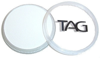 TAG body art REGULAR WHITE 32gm