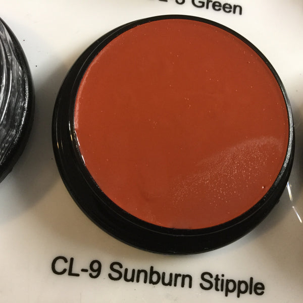 Ben Nye SUNBURN STIPPLE Creme Colours 7gm