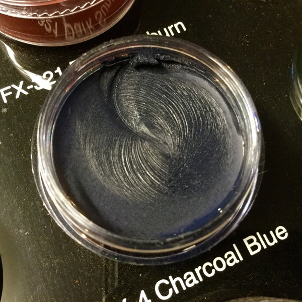 Ben Nye CHARCOAL BLUE FX Creme Colour 8.5gm
