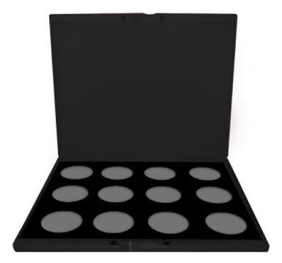PARADISE Mehron Empty Palette Case with insert