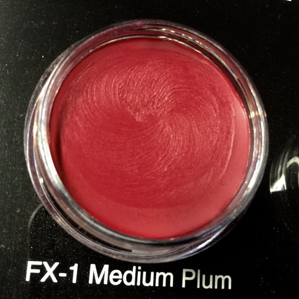Ben Nye MEDIUM PLUM FX Creme Colour 8.5gm