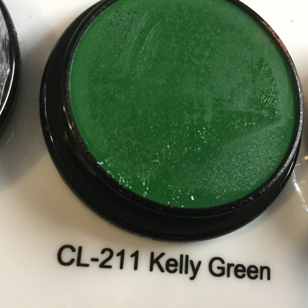 Ben Nye KELLY GREEN Creme Colours 7gm