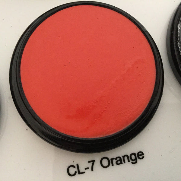 Ben Nye ORANGE Creme Colours 7gm