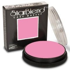 pink starblend cake makeup by mehron 56gm