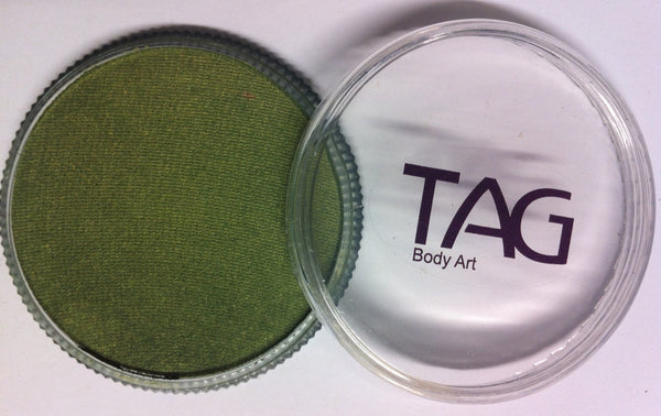 TAG body art PEARL BRONZE GREEN 32gm