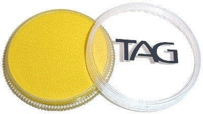 TAG body art REGULAR YELLOW 32gm