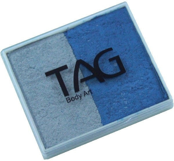 TAG 2 Colour Cakes Pearl Blue and Pearl Silver