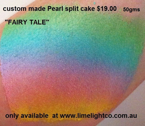 FAIRY TALE pearl 50gm split cake