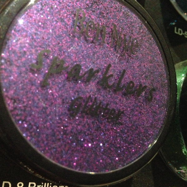 BEN NYE Sparklers BRILLIANT PURPLE Cosmetic Glitter 4gm