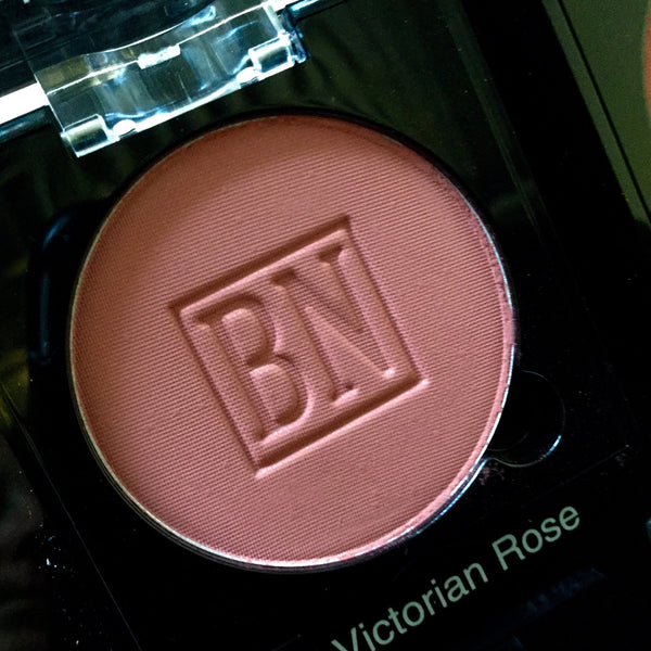 Ben Nye VICTORIAN ROSE Pressed Powder Rouge