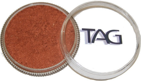 TAG body art PEARL COPPER 32gm