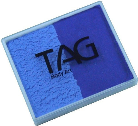 TAG 2 Colour Cakes 50gm Regular Powder Blue and Royal Blue