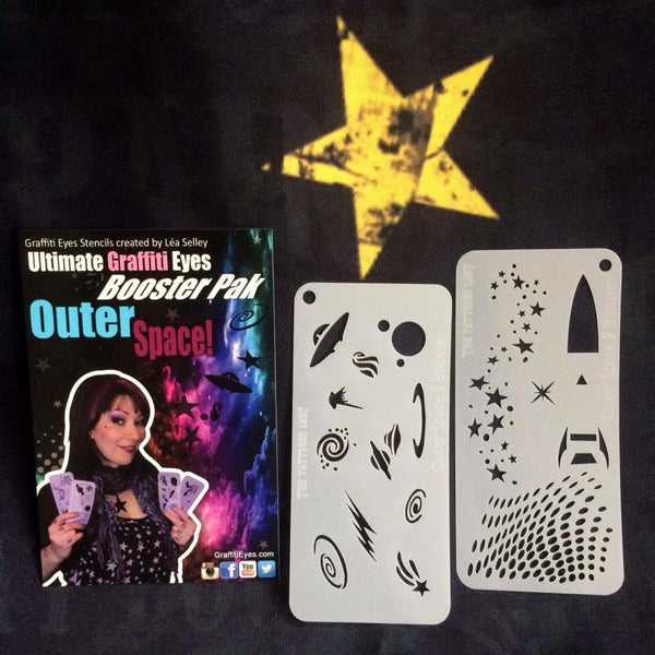 Lea Selley OUTER SPACE booster pack