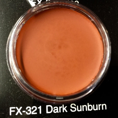 Ben Nye DARK SUNBURN FX Creme Colour 8.5gm