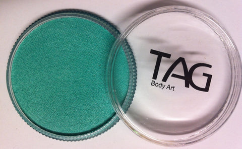 TAG body art PEARL TEAL 32gm