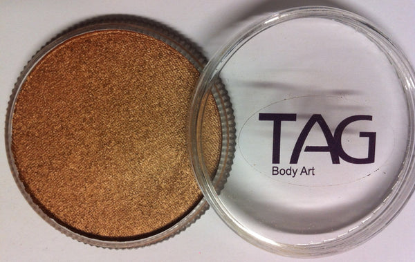 TAG body art PEARL OLD GOLD 32gm