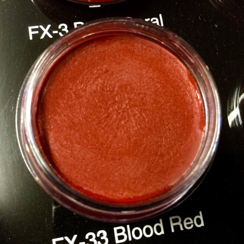Ben Nye BLOOD RED FX Creme Colour 8.5gm
