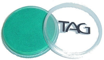 TAG body art PEARL GREEN 32gm