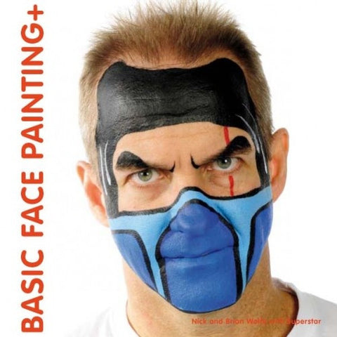 """Basic Face Painting +"" by Nick and Brian Wolfe"