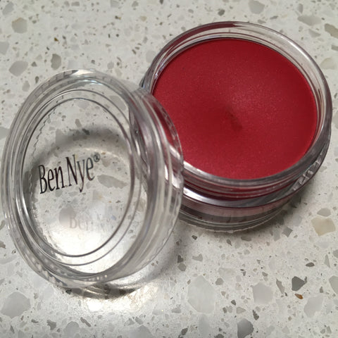 ben nye lumiere creme colour CHERRY RED