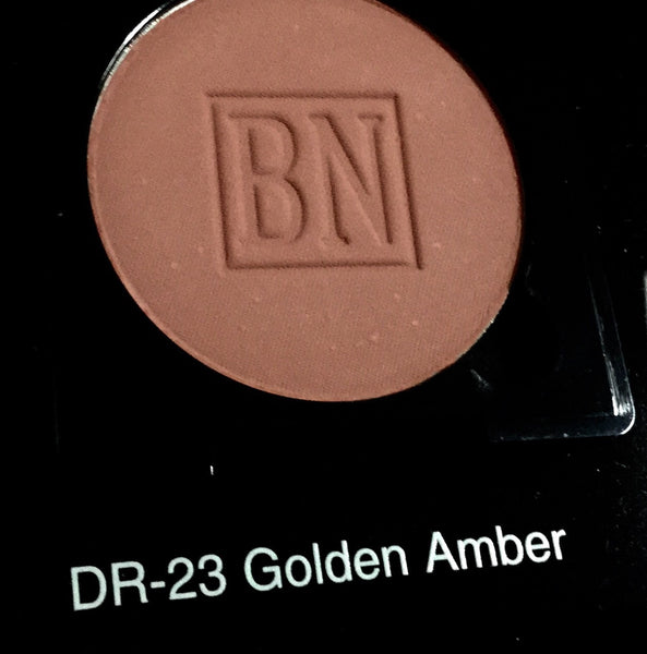 Ben Nye GOLDEN AMBER  Pressed Powder Rouge