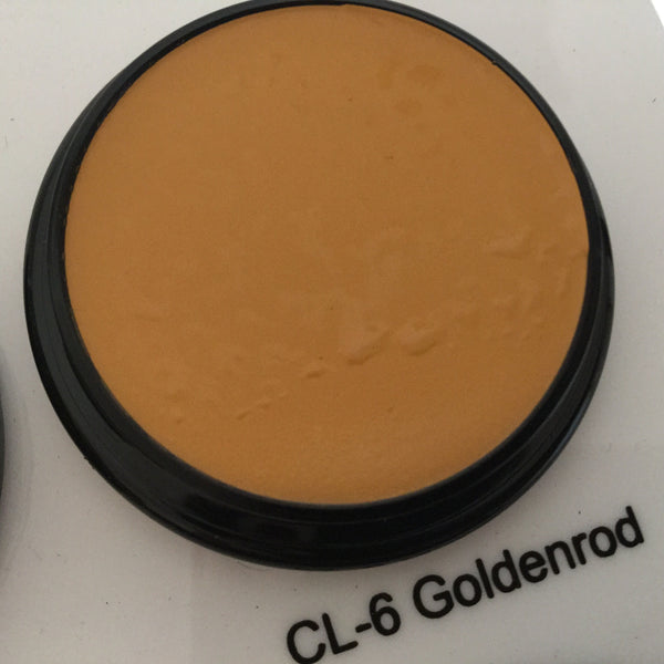Ben Nye GOLDEN ROD Creme Colours 7gm