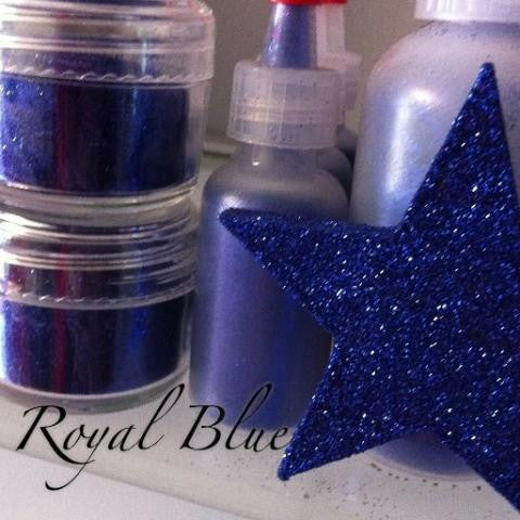 Royal Blue Cosmetic Glitter