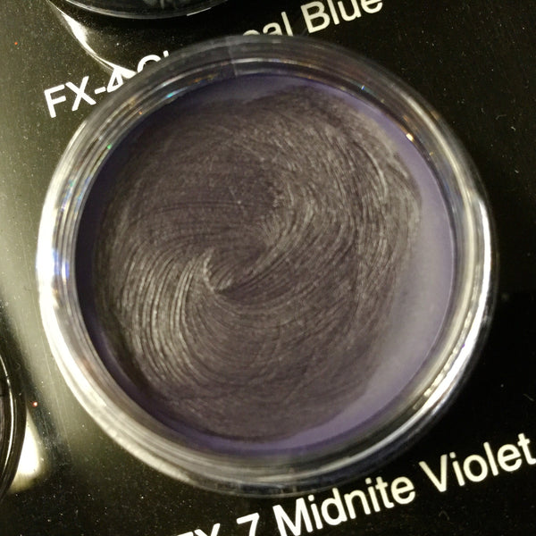 Ben Nye MIDNIGHT VIOLET FX Creme Colour 8.5gm