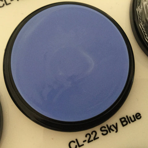 Ben Nye SKY BLUE Creme Colours 7gm