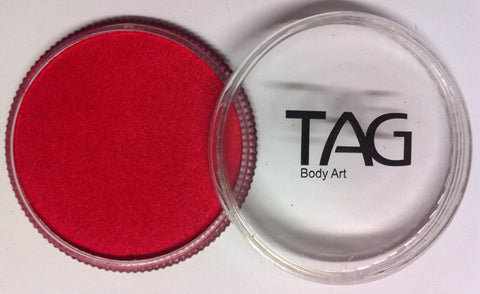 TAG body art PEARL RED 32gm