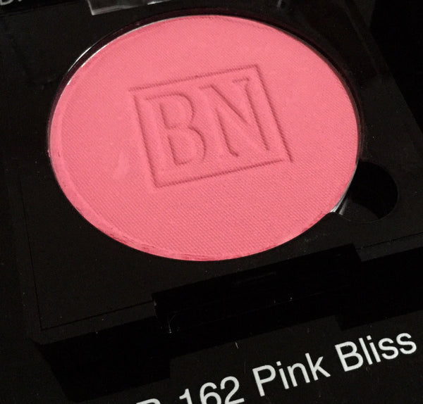 Ben Nye PINK BLISS Pressed Powder Rouge