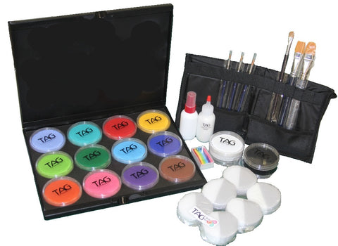 TAG Face Paint Beginner Starter Kit