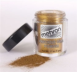 TIGERS EYE Mehron Celebre Precious Gem Powder 4.8gm