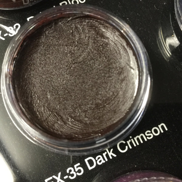 Ben Nye DARK CRIMSON FX Creme Colour 8.5gm