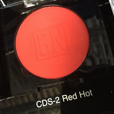 Ben Nye RED HOT Pressed Powder Rouge