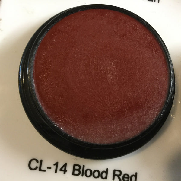 Ben Nye BLOOD RED Creme Colours 7gm