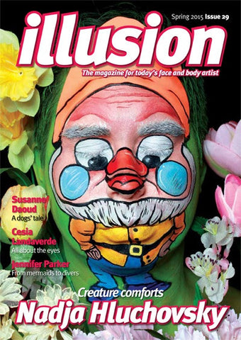 ON SALE!! Illusion magazine issue 29