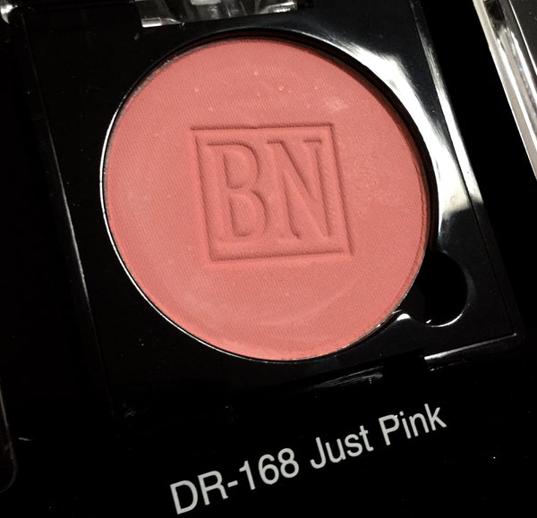 Ben Nye JUST PINK Pressed Powder Rouge