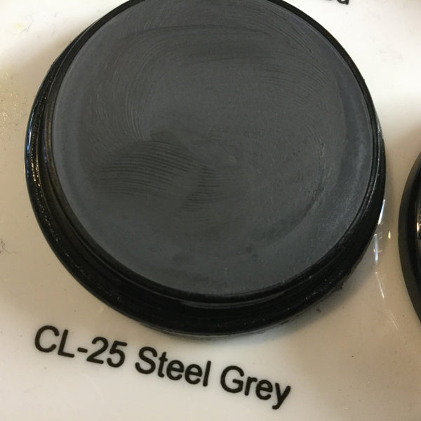 Ben Nye STEEL GREY Creme Colours 7gm
