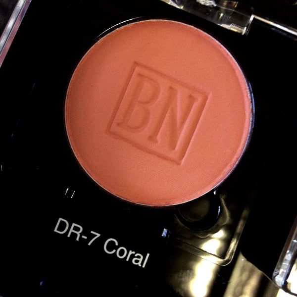 Ben Nye CORAL Pressed Powder Rouge