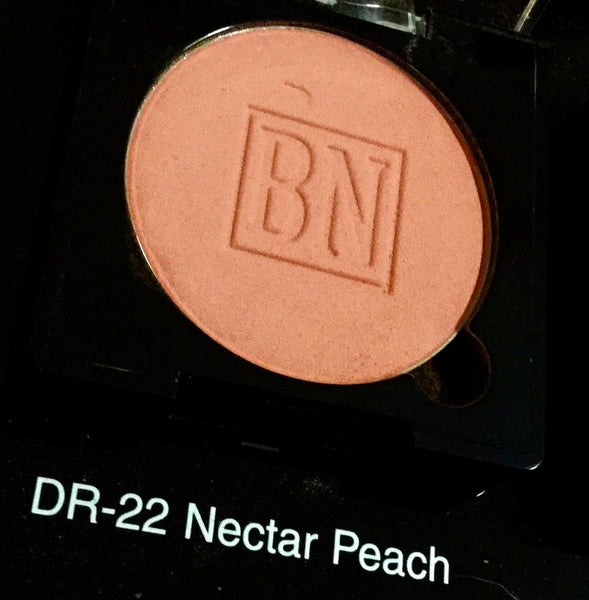 Ben Nye NECTAR PEACH  Pressed Powder Rouge