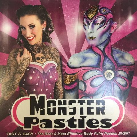 Monster Pasties (one size fits most)