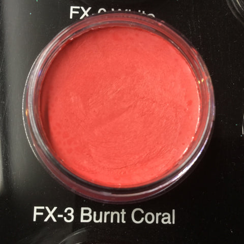 Ben Nye BURNT CORAL FX Creme Colour 8.5gm