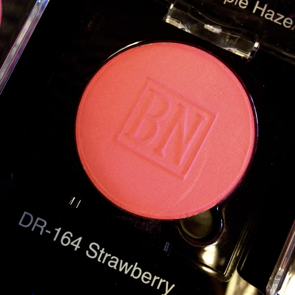 Ben Nye STRAWBERRY Pressed Powder Rouge