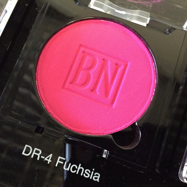 Ben Nye FUCHSIA  Pressed Powder Rouge