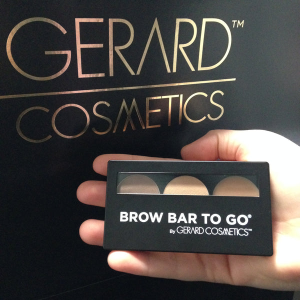 Brow Bar To Go MEDIUM TO EBONY 4.5gm