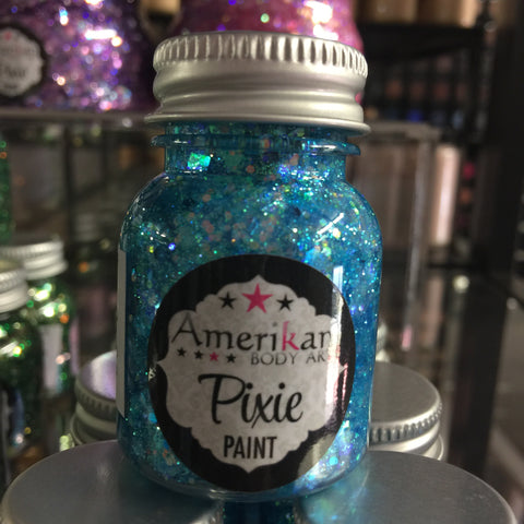 Amerikan Body Art Pixie Paint BLUE MONDAY 29ml