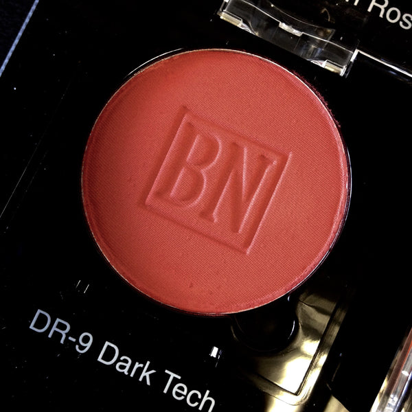 Ben Nye DARK TECH Pressed Powder Rouge