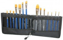 TAG Brush Set in Brush Wallet