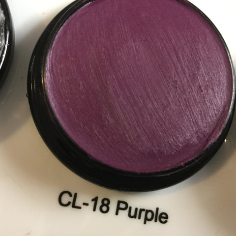 Ben Nye PURPLE Creme Colours 7gm